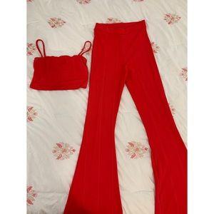 Two piece pant set!! ❤️